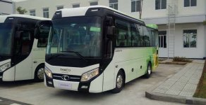 Bán xe 29 chỗ bầu hơi TB79S Garden Thaco giá 1 tỷ 550 tr tại Hà Nội