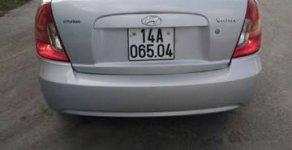 Bán ô tô Hyundai Verna sản xuất 2008, màu bạc, xe nhập số sàn, giá chỉ 165 triệu giá 165 triệu tại Hải Dương