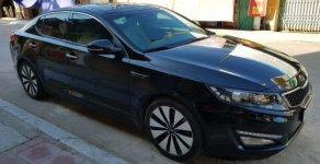 Cần bán xe Kia Optima 2.0 AT đời 2012, màu đen, giá chỉ 599 triệu giá 599 triệu tại Hà Nội