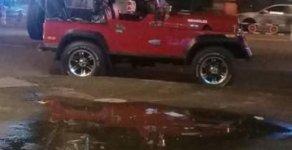 Bán Jeep CJ năm sản xuất 1980, màu đỏ, xe nhập chính chủ, giá 170tr giá 170 triệu tại Tp.HCM