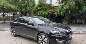Cần bán gấp Kia Optima 2.0 đời 2012, màu đen, nhập khẩu còn mới, giá 599tr giá 599 triệu tại Hà Nội