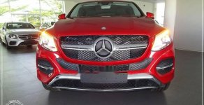 Cần bán Mercedes GLE 400 sản xuất năm 2018, màu đỏ, nhập khẩu giá 4 tỷ 79 tr tại Tp.HCM