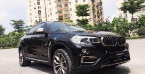 Cần bán gấp BMW X6 xDriver35i sản xuất 2015, màu đen, xe nhập giá 2 tỷ 550 tr tại Hà Nội