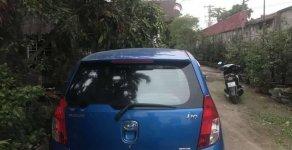 Bán ô tô Hyundai i10 sản xuất 2011, màu xanh lam, giá tốt giá 230 triệu tại Tp.HCM
