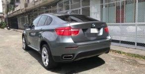 Cần bán xe BMW X6 sản xuất 2008, màu xám, nhập khẩu nguyên chiếc xe gia đình giá 830 triệu tại Tp.HCM