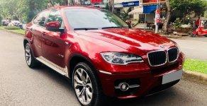 Bán BMW X6 đỏ sx 2010, xe nguyên đai nguyên kiện đẹp  giá 1 tỷ 250 tr tại Tp.HCM