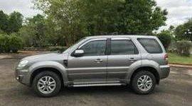 Bán Ford Escape 2008, màu xám, giá tốt giá 300 triệu tại Đắk Lắk