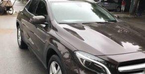 Cần bán xe Mercedes GLA 200 năm sản xuất 2015, màu nâu, nhập khẩu nguyên chiếc giá 1 tỷ 100 tr tại Hà Nội