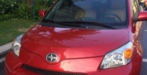 Xe Scion Xd sản xuất năm 2010, màu đỏ, nhập khẩu nguyên chiếc chính chủ giá 450 triệu tại Hà Nội