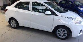 Bán Hyundai i10 1.2 MT Base 2018, màu trắng giá 350 triệu tại Tp.HCM