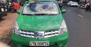 Cần bán gấp Nissan Grand Livina đời 2011, nhập khẩu giá 210 triệu tại Đắk Lắk