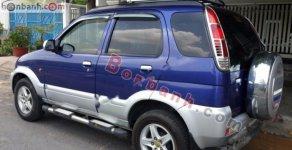 Bán Daihatsu Terios đời 2005, màu xanh lam, nhập khẩu chính chủ, giá 215tr giá 215 triệu tại Tp.HCM