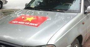 Bán ô tô Daewoo Cielo đời 1996, màu bạc, giá chỉ 48 triệu giá 48 triệu tại Quảng Ninh