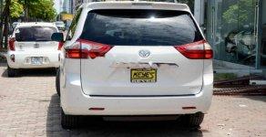 Cần bán xe Toyota Sienna Limited 3.5 sản xuất năm 2018, màu trắng, nhập khẩu nguyên chiếc giá 4 tỷ 315 tr tại Hà Nội