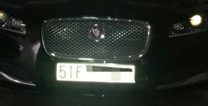 Cần bán lại xe Jaguar XF đời 2014, màu đen xe nhập giá 1 tỷ 570 tr tại Tp.HCM