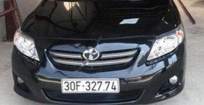 Bán Toyota Altis màu đen, đời 2010, số sàn, xe đẹp, nội ngoại thất nguyên bản giá 400 triệu tại Bắc Giang