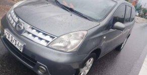 Cần bán Nissan Grand Livina 1.8AT năm sản xuất 2011, màu xám, mua mới lăn bánh lần đầu 2013 giá 345 triệu tại Hà Tĩnh
