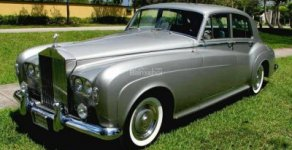 Cần bán xe Rolls-Royce Silver sản xuất 1964, màu bạc, xe nhập giá 17 tỷ 500 tr tại Tp.HCM