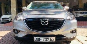 Bán xe Mazda CX 9 năm sản xuất 2015, màu bạc giá 1 tỷ 280 tr tại Hà Nội