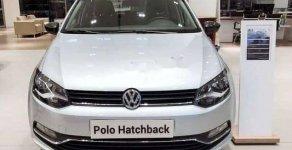 Bán ô tô Volkswagen Polo 1.6 MT năm sản xuất 2015, màu bạc, xe nhập giá 549 triệu tại Tp.HCM