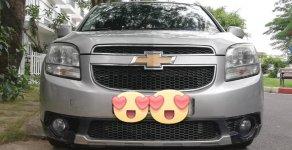 Bán Chevrolet Orlando 1.8 LTZ  2014, màu bạc giá 455 triệu tại Hà Nội