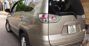 Bán xe Mitsubishi Zinger đời 2009, màu bạc   giá 350 triệu tại BR-Vũng Tàu