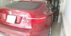 Cần bán BMW X6 sản xuất năm 2011, màu đỏ, nhập khẩu giá 1 tỷ 200 tr tại Tp.HCM