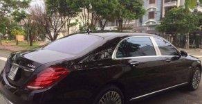 Bán Mercedes S600 năm sản xuất 2015, màu đen, nhập khẩu nguyên chiếc còn mới giá 10 tỷ 500 tr tại Tp.HCM