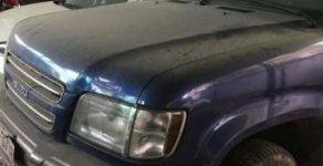 Bán Isuzu Trooper đời 2002, màu xanh lam giá 102 triệu tại Tp.HCM