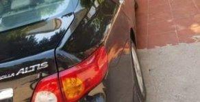 Bán Toyota Corolla altis đời 2008, màu đen   giá 390 triệu tại Bắc Giang