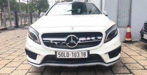 Bán xe Mercedes GLA45 AMG 2016, màu trắng, xe nhập giá 2 tỷ 100 tr tại Tp.HCM
