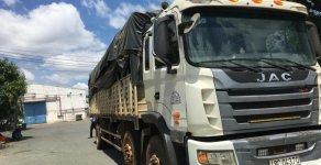 Thanh lý xe tải Jac 2 dí đời 2014, đăng ký lần đầu 2016 tải 9 tấn giá 450 triệu tại Tp.HCM