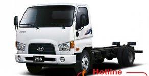 Bán xe tải Hyundai Hd75s 3.5 tấn giá 665 triệu tại Tp.HCM
