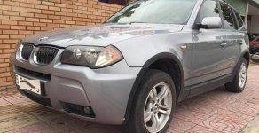 Bán xe BMW X3 3.0i đời 2008, màu bạc, nhập khẩu, 378 triệu giá 378 triệu tại Tp.HCM