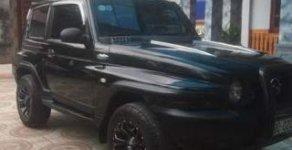 Bán Ssangyong Korando sản xuất 2004, màu đen số tự động giá 250 triệu tại Thái Nguyên
