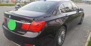 Bán BMW 7 Series 730Li đời 2012, màu đen, xe nhập như mới giá 1 tỷ 550 tr tại Đà Nẵng