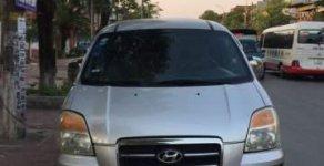 Cần bán xe Hyundai Grand Starex năm 2006, màu bạc giá 250 triệu tại Hải Phòng
