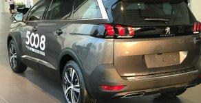 Bán Peugeot 5008 sản xuất 2018, màu xám (ghi) khuyến mại bảo hiểm vật chất 0985793968 giá 1 tỷ 399 tr tại Hà Nội