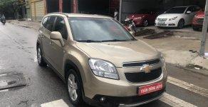 Bán Chevrolet Orlando sản xuất 2012, màu vàng giá 445 triệu tại Hà Nội