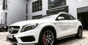 Mercedes GLA 45 AMG 4matic, đăng ký 2018, xe demo chính hãng, siêu lướt ưu đãi giá cực tốt giá 2 tỷ 130 tr tại Tp.HCM