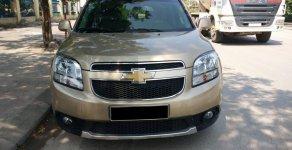 Cần bán gấp xe Chevrolet Orlando đời 2012 bản LTZ, số tự động, màu vàng cát giá 397 triệu tại Tp.HCM
