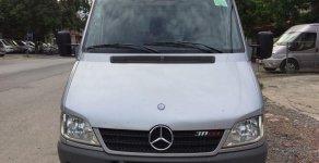 Bán xe tải Van 3 chỗ, đời 2009, tải trọng được phép trở 1530kg, hiệu Mercedes Sprinter giá 270 triệu tại Hà Nội