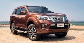 Cần bán Nissan Terrano 2.5VL sản xuất năm 2018, màu nâu, xe nhập Thái, giá tốt giá 979 triệu tại Tp.HCM