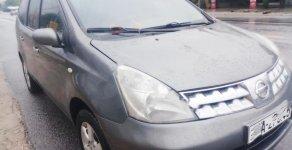 Bán Nissan Grand livina 1.8 AT đời 2011, màu xám số tự động giá 345 triệu tại Hà Tĩnh