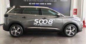 Bán xe Peugeot 5008 năm sản xuất 2018, màu xám, nhập khẩu giá 1 tỷ 399 tr tại Hà Nội