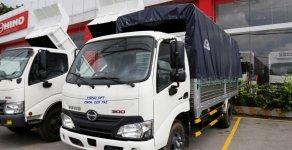 Bán xe Hino XZU 720 mui bạt, tải trọng 3.5 tấn, thùng dài 5.3m giá 640 triệu tại Tp.HCM