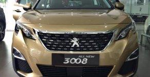 Bán ô tô Peugeot 3008 2018, màu vàng Hà Nội 0977766310 giá 1 tỷ 199 tr tại Hà Nội