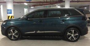 Bán Peugeot 5008 1.6 AT đời 2018, màu xanh lam  giá 1 tỷ 500 tr tại Hà Nội