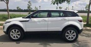 Cần bán LandRover Evoque sản xuất năm 2017, màu trắng, nhập khẩu nguyên chiếc giá 2 tỷ 650 tr tại Tp.HCM