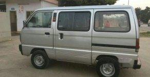 Xe Suzuki Super Carry Van đời 2004, màu bạc cần bán giá 126 triệu tại Hà Nội